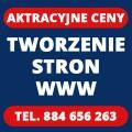 profesjonalne Tworzenie STRON WWW, pakiet z PROMOCJĄ STRONY / Tanie STRONY INTERNETOWE